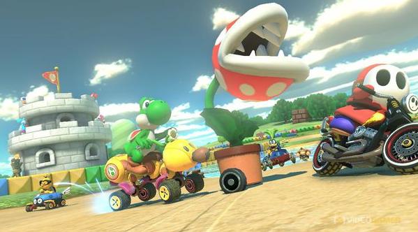 Mario Kart 8 200cc Update Review